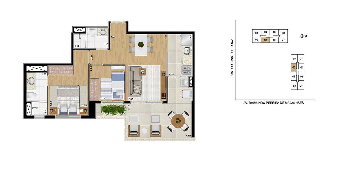 Caminhos da Lapa Home Club - Atendimento Especializado (11) 4116-9995 | 98026-0864