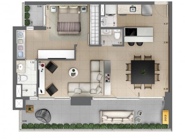 Habitarte 1 - Atendimento Especializado (11) 4116-9995 | 98026-0864