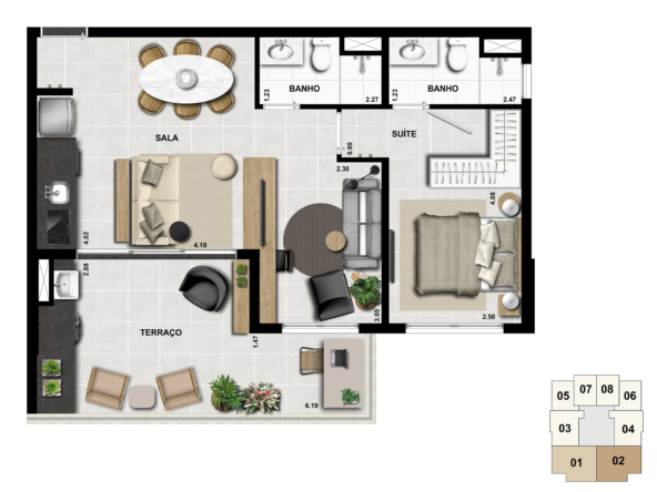 Neo House Campo Belo - Atendimento Especializado (11) 4116-9995 | 98026-0864